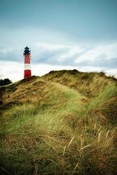 the lighthouse of Hörnum