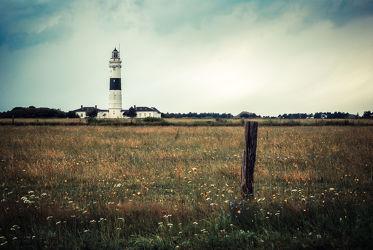 Lighthouse of Kampen II (vintage)