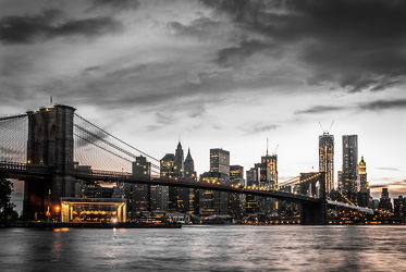 NYC: Brooklyn Bridge - ck