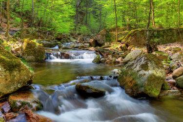 Bild mit Natur, Wasser, Gewässer, Flüsse, Felsen, Frühling, Stein, Wasserfälle, Steine, Wasserfall, Elfen, Harz, frühjahr, Fluss, Gestein, Fels, Ilsetal, Feenland, Elfenland, feen