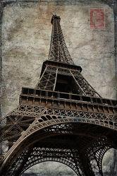 Bild mit Architektur, Wahrzeichen, Frankreich, Sehenswürdigkeit, Staedte und Architektur, Eiffelturm, Paris, monument, turm, bauwerk, weltwunder