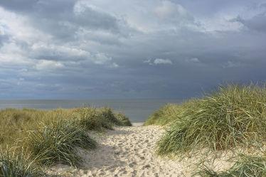 Bild mit Natur, Landschaften, Sand, Sandstrand, Ostsee, Meer, Landschaft, Düne, Dünen, Dünengras, Strandhafer