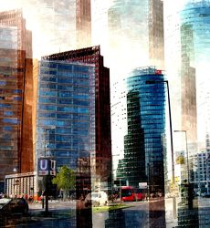 Lebensgefühl Potsdamer Platz