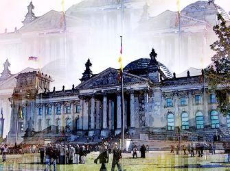 BERLIN BERLIN - REICHSTAG