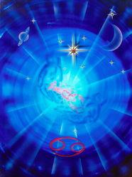 Bild mit Sternzeichen