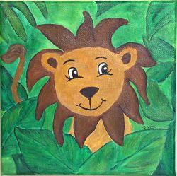 Bilder mit Kunst fürs Kinderzimmer