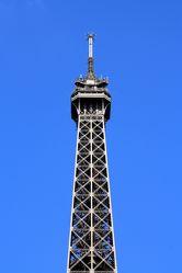 Turmspitze Eiffelturm