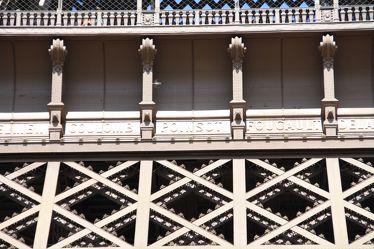 Detailansicht Eiffelturm