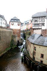 Saarburg in Rheinland-Pfalz