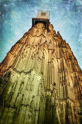 Bild mit Kunst, Städte, Stadt, Abstrakt, yammay städtisch, City, Schatten, Silhouette, stadt kunst