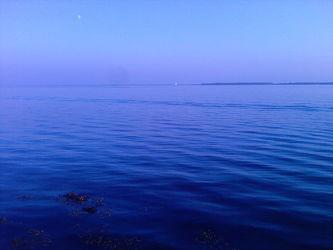 Bild mit Natur, Wasser, Gewässer, Urlaub, Blau, Blau, Strand, Ostsee, Meer, Hintergrund, Blaues Wasser, Wasserblick, Ostseebilder, Hintergründe, Fotografien, ozean