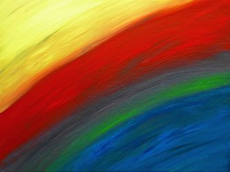Bild mit Abstrakt