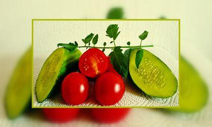 Bild mit Früchte, Gemüse