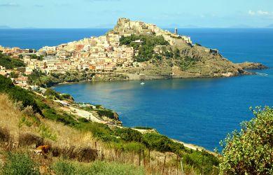 Castelsardo - Sardinien