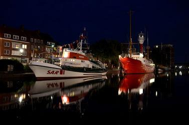 Bild mit Urlaub, Schiffe, Häfen, Häfen, Ostsee, Schiff, Meer, Segelschiff, Segelschiffe, Nachtaufnahmen, Nacht, Abend