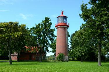 Bild mit Leuchttürme, Ostsee, Felder, Wiesen, Leuchtturm