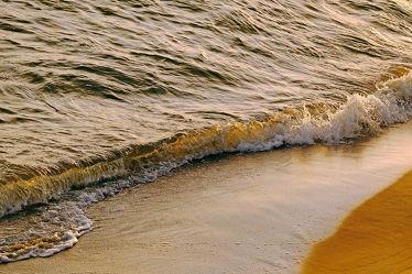 Bild mit Wasser,Wellen,Ostsee,Meer,Küste,Strand / Meer,Ostseestrand