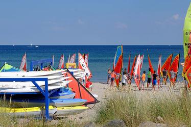 Bild mit Urlaub,Sport,Sommer,Sonne,Strand,Ostsee,Strand / Meer,Wärme,Ausspannen