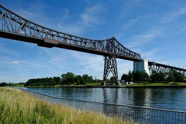 Bild mit Architektur, Brücken, Ostsee, Meer, Brücke, Schifffahrt, eisenbrücke