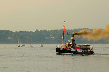 Bild mit Schiffe, Ostsee, Schiff, Meer, Boote, Schifffahrt, Dampfschiffe