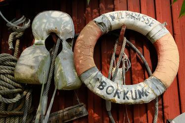 Bild mit Ostsee, Meer, Schifffahrt, ozean, Rettungsring, Rettung, Unfallsrettung