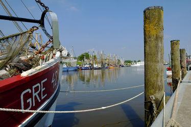 Fischkutterhafen