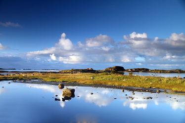 Bild mit Natur, Wasser, Landschaften, Gewässer, Seen, Sommer, Meer, Landschaft, See, Am Wasser
