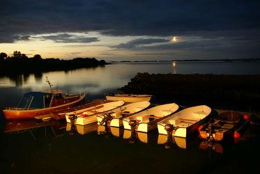 Bild mit Wasser, Gewässer, Häfen, boot, Boote, Am Wasser, holzboote