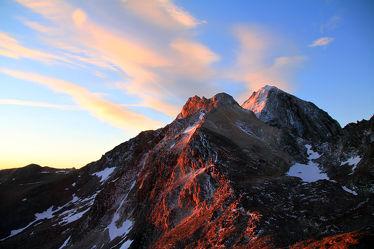 Bild mit Natur, Berge und Hügel, Berge, Sonnenuntergang, Sonnenaufgang, Sonne, Alpen, Alpenland, Natur und Landschaft, berg, Gebirge