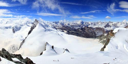 Bild mit Natur, Berge und Hügel, Berge, Gletscher, Alm, Alpen, Alpenland, Panorama, Natur und Landschaft, berg, Gebirge