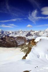 Bild mit Natur, Berge, Schnee, Gletscher, Seen, Nebel, Alm, Alpen, Bergsee, See, Elbsandsteingebirge, berg