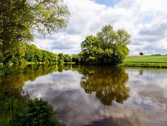 Bild mit Natur, Wasser, Landschaften, Gewässer, Seen, Landschaft, See, Gewässer im Wald