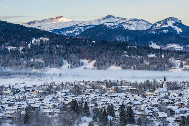 Bild mit Deutschland, Allgäu, Oberstdorf, Oberallgäu, Allgäuer Alpen, Bayern