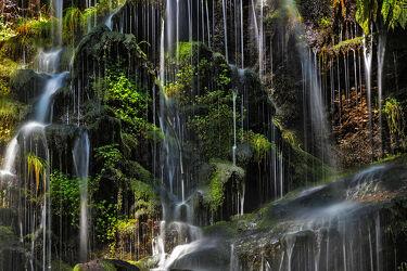 Bild mit Natur, Wasser, Grün, Landschaft, Wasserfall, Schönheit, berg, Gebirge, Naturfotografie, Moos, Naturschutzgebiet, Fels, nass, Feucht, Kühl, Mittelgebirge, Naturfoto, schwarzwald, fahler wasserfall, feldberg, wasserfäden