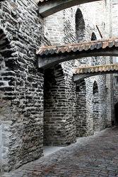 Altstadtgase von Tallinn