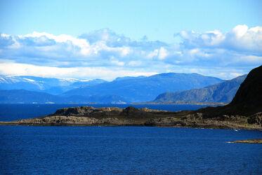 Norwegen Küste