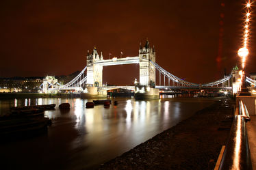 Bild mit Städte, Tower Bridge, England, London, Stadt, London Bridge, City of London, City, Nacht, london tower bridge, Stadtleben