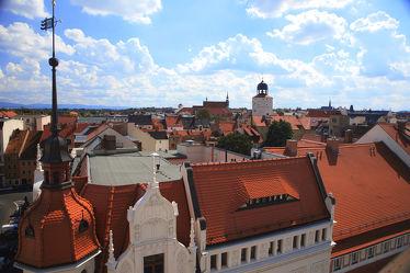 Bild mit Gebäude,Häuser,Haus,Stadt,Görlitz,Altstadt,historische Altstadt,City,Stadtleben,Görlitzer Altstadt