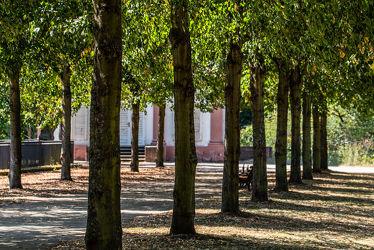 Bild mit Natur, Bäume, Jahreszeiten, Sommer, Wiese, Licht, Ruhe, Entspannung, Park, garten, Erholung, Schatten, Wachstum, Trockenheit