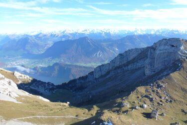 Bild mit Berge und Hügel, Berge