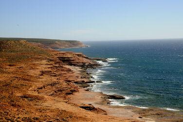Bild mit Meerblick, Meer, klippe