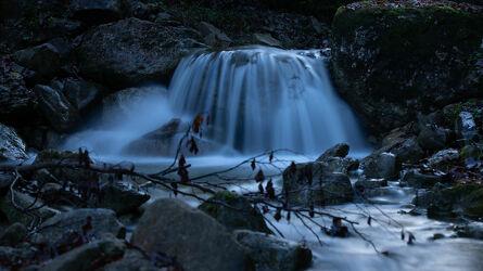 Bild mit Gewässer, Wald, Landschaften & Natur, Langzeitbelichtung