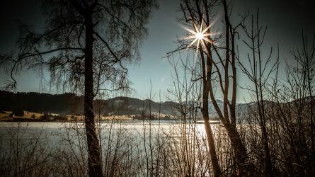 Bild mit Eis, Seen, Panorama, Bergsee, Sonnenauf, untergänge, und