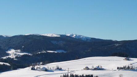 Berge Im Schnee