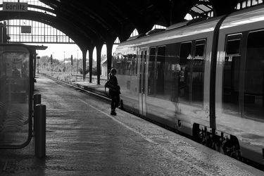 Bild mit Züge, Stadt, Stadt Görlitz, Görlitz, City, Bahnhof, Bahnen