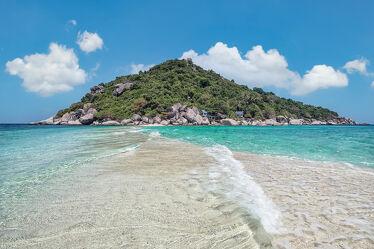Bild mit Strände, Wellen, Palmen, Inseln, Meerblick, asien, südostasien, Thailand