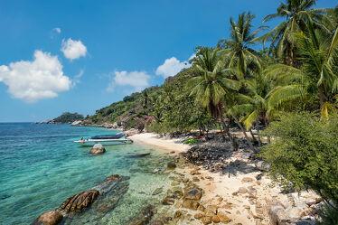 Bild mit Strände, Palmen, Inseln, Meerblick, asien, südostasien, Thailand