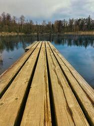 Bild mit Wasser, Seen, Holz, Brücken, Steg
