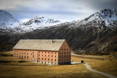 Bild mit Landschaften, Herbst, Alpen, Landschaft, Schweiz, Kultur, Pass, Simplon, Wallis