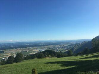 Bild mit Grün, Panorama, Wiese, grass